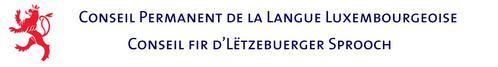 CPLL – Conseil permanent de la langue luxembourgeoise