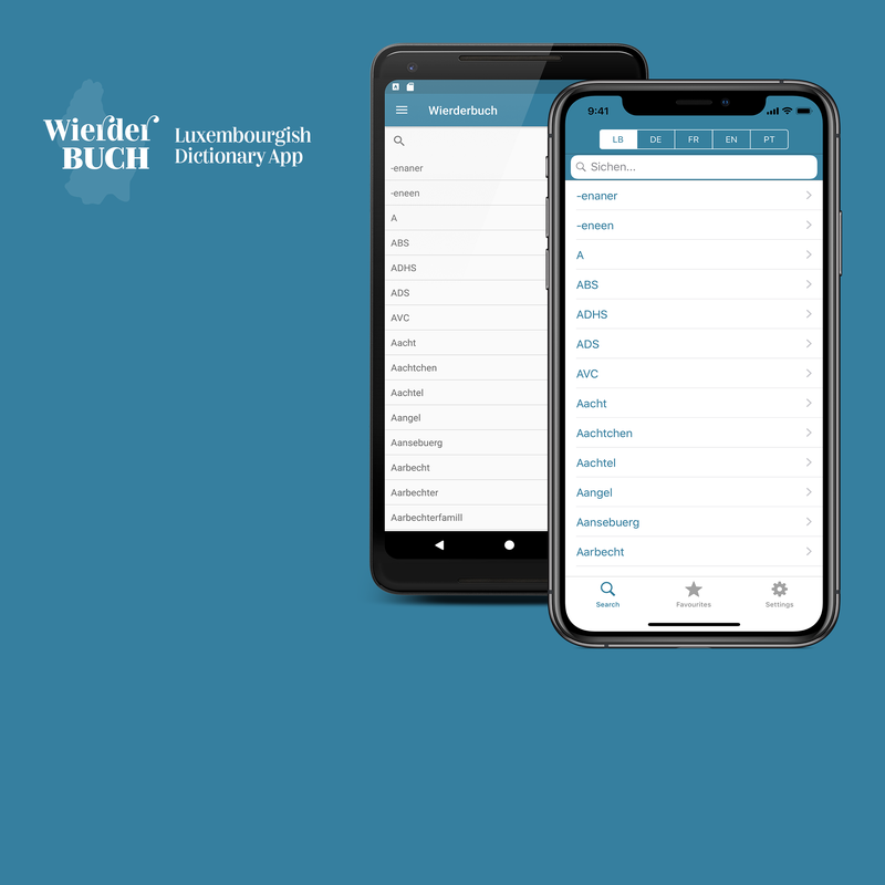 Wierderbuch App