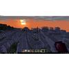 Scène Minecraft du centre de Diekirch issue des données LIDAR