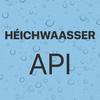 Héichwaasser API