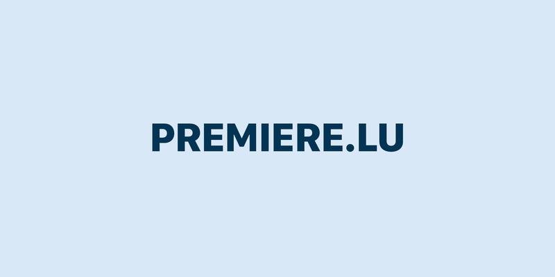 PREMIERE.LU Website
