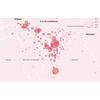 Cartes interactives des lieux de résidence
