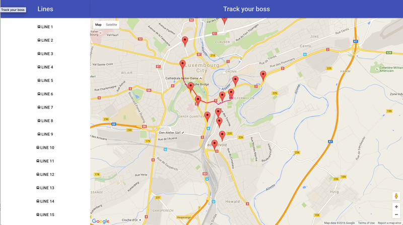 Track Your Bus